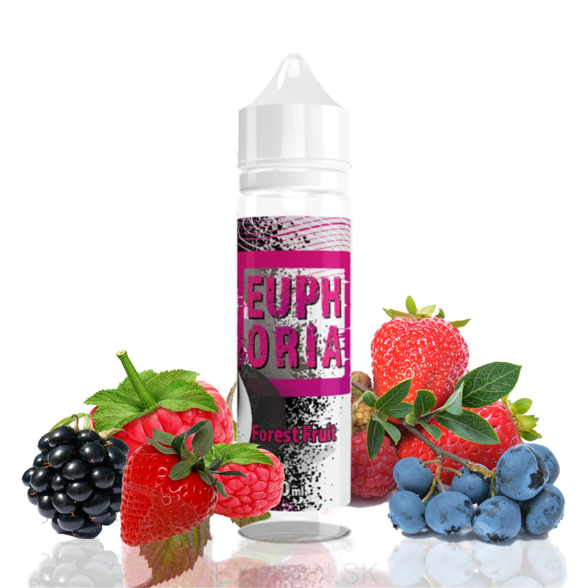 10 ml Euphoria - Forest Fruit (Shake & Vape)