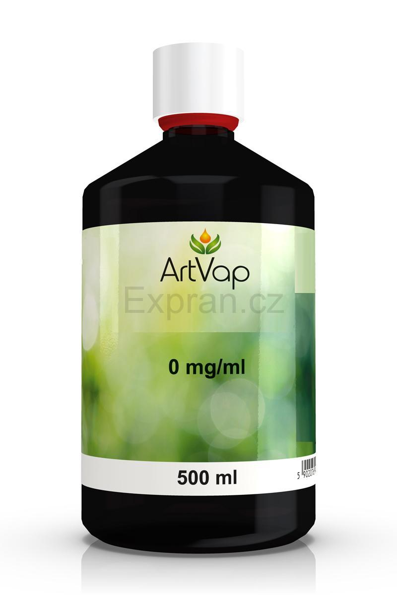 500 ml ArtVap 50PG/50VG 0 mg/ml