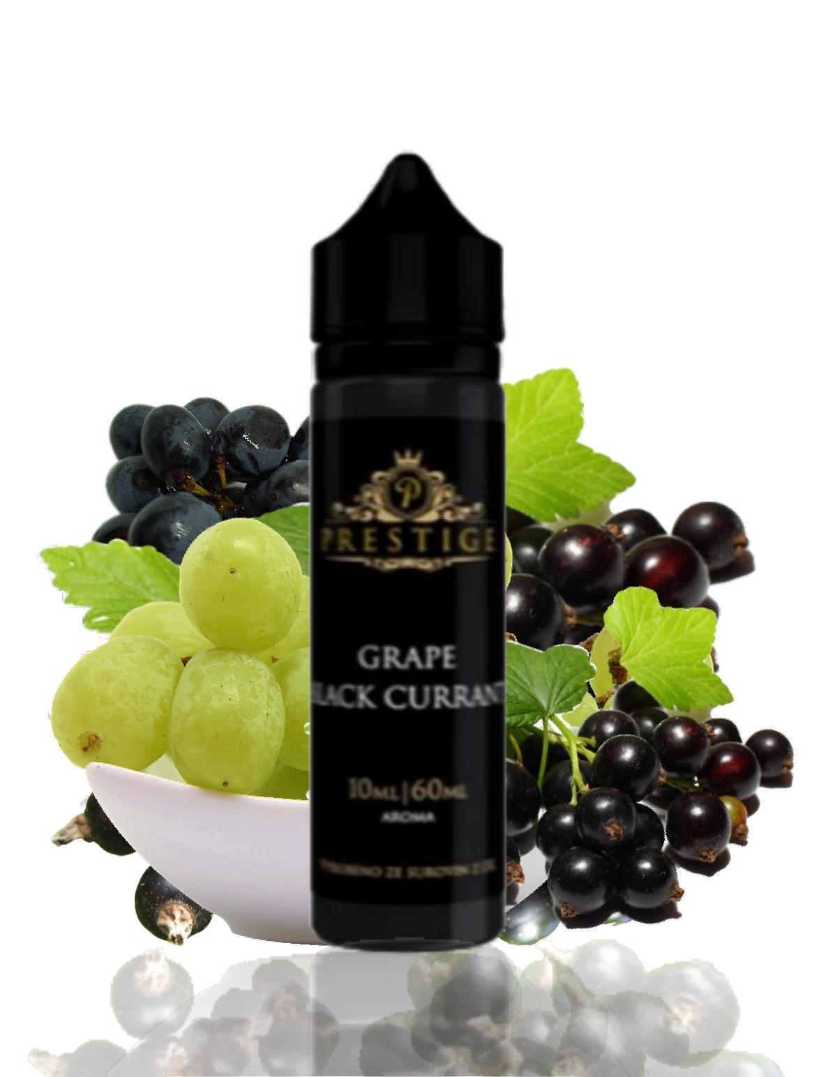 10 ml Prestige - Grape Black Currant (Shake & Vape)