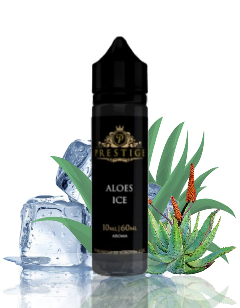10 ml Prestige - Aloes Ice (Shake & Vape)